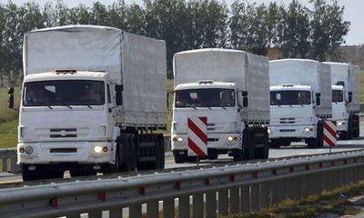 Mỹ đề nghị Ukraina khám xét kỹ đoàn xe viện trợ của Nga