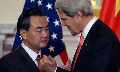 Căng thẳng Mỹ-Trung gia tăng vì Biển Đông