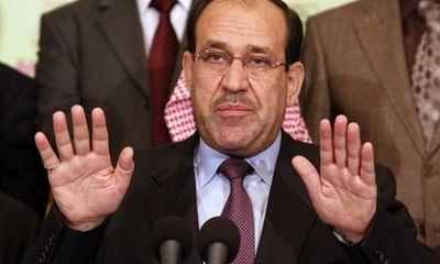 Thủ tướng Iraq Nuri al-Maliki chấp nhận từ chức