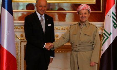 Châu Âu cấp vũ khí cho người Kurd ở Iraq