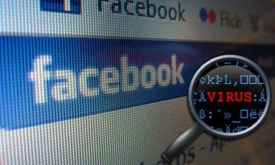 Facebook ở Việt Nam bị virus chứa mã độc hoành hành