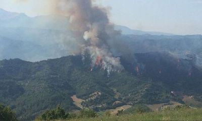 Hai chiến đấu cơ Tornado đâm vào nhau ở Italy, 4 người mất tích