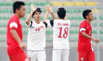 Bầu Đức cho U19 Việt Nam thi đấu ở V.League 2015