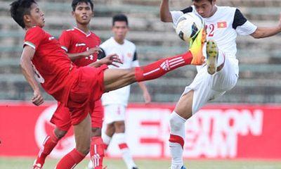 U19 Việt Nam-U19 Myanmar: Ngai vàng cho U19 Việt Nam