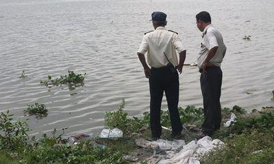 Hốt hoảng phát hiện xác chết nổi lềnh bềnh trên sông