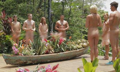 Những bức ảnh khỏa thân gây sốc trong show truyền hình thực tế