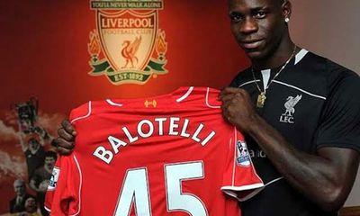 Vì sao Balotelli khoái mặc áo số 45?