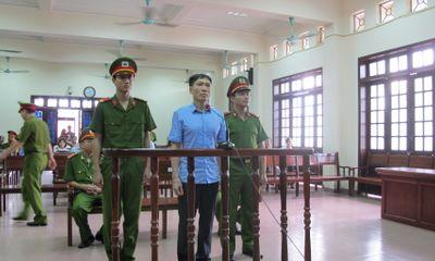 Cựu PGĐ Công an Hải Phòng Dương Tự Trọng tiếp tục hầu tòa