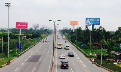 Hà Nội: Cấm đặt biển quảng cáo trên đường Võ Nguyên Giáp