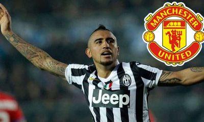 Chuyển nhượng 31/8: M.U mất Vidal vì 5 triệu bảng, Arsenal có sao