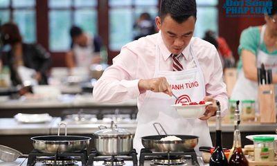 Thanh Tùng và hành trình của niềm đam mê tại Vua đầu bếp