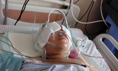 Người phụ nữ Trung Quốc bị lột da đầu vì máy nghiền thức ăn