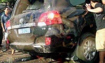 Bắt khẩn cấp tài xế xe khách khiến Trung tướng Công an tử vong