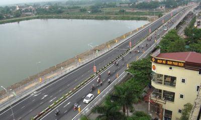 Nghệ An khánh thành cầu vượt đường sắt đầu tiên