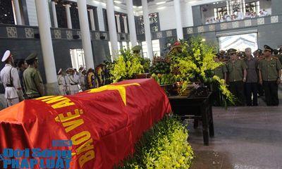 Tổ chức lễ truy điệu Trung tướng Nguyễn Xuân Tư vào ngày 4/9