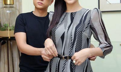 Hoa hậu Thu Hoài rinh nguyên BST mới của NTK Công Trí