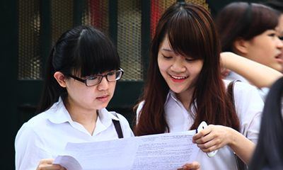 Bộ GD-ĐT công bố phương án thi tốt nghiệp, đại học 2015