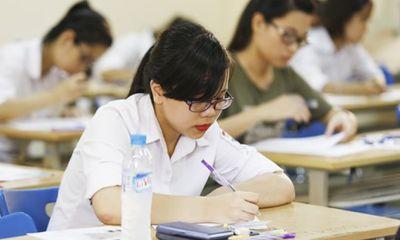 Đề thi kỳ thi chung 2015: Không tách riêng, sát chương trình SGK