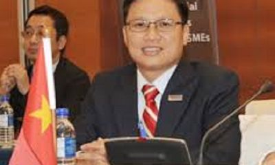 Phó tổng OCB lên làm Vụ phó vụ Tín dụng Ngân hàng Nhà nước