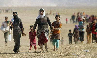 Lời kể kinh hoàng của thiếu nữ Iraq bị IS bắt làm nô lệ tình dục