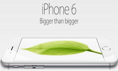 iPhone 6 vừa ra mắt, Apple đã bị Sony
