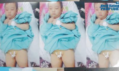 Bé trai bị khoan vào vùng kín: Sài Gòn Square vô trách nhiệm?