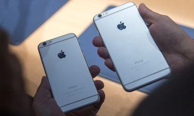Đã có thể đặt hàng trực tuyến iPhone 6, giá từ 13 triệu đồng