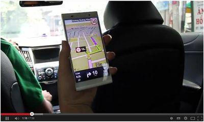 Lộ video định vị GPS bằng Kingzone K1