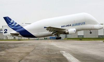 Máy bay vận tải kỳ lạ nhất thế giới tròn 20