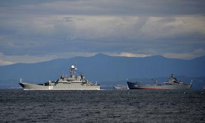 Nga phô diễn khí tài quân sự trong cuộc tập trận Vostok 2014
