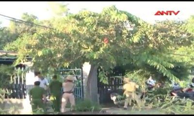 Clip: Giang hồ táo tợn đấu súng với cảnh sát ở Bình Thuận