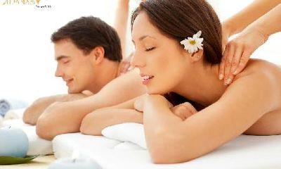 Thư giãn dành riêng cho những cặp đôi để nhân hai niềm hạnh phúc