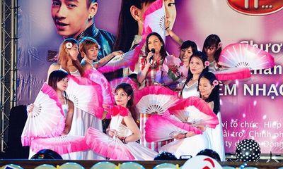 Phi Nhung, Ngô Kiến Huy hát sung tại Đài Loan