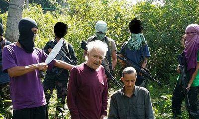 Phiến quân Hồi giáo Philippines dọa chặt đầu con tin người Đức