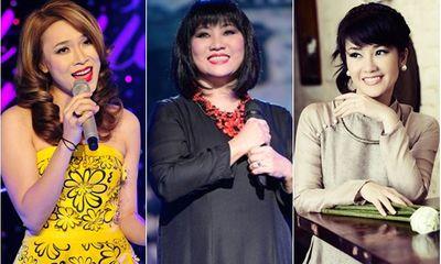 Mỹ Tâm, Cẩm Vân, Hồng Nhung khiến khán giả say đắm