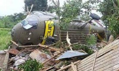 Rơi máy bay trực thăng ở Pháp, 5 người Thụy Sĩ thiệt mạng