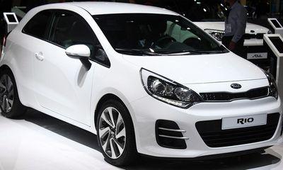 Chi tiết xe ôtô giá rẻ Kia Rio 2015