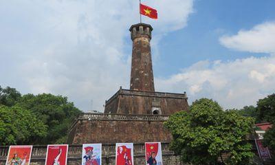 Điều ít biết về buổi chào cờ đầu tiên dưới chân Cột cờ Hà Nội