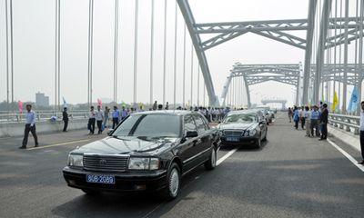 Hà Nội: Thông xe cầu Đông Trù và đường 5 kéo dài