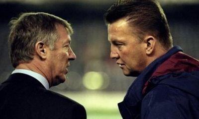 HLV Van Gaal quyết loại bỏ mọi dấu ấn của Sir Alex ở M.U