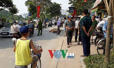 Ô tô phục vụ đám tang tông chết người trên đường Kim Giang