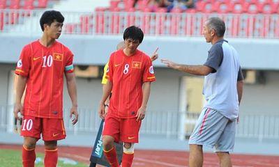 U19 Việt Nam bất ngờ hủy tập trước trận gặp U19 Trung Quốc