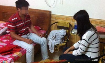 Nữ sinh 12 diễn lại phút sát hại cán bộ huyện trong nhà nghỉ