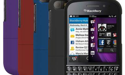 BlackBerry Q10 giá 4,99 triệu đồng mua ở đâu?