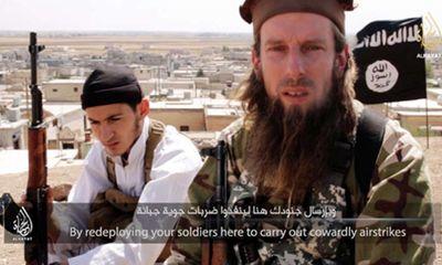 Phiến quân Hồi giáo IS tung video đe dọa Obama, Putin