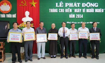 Thừa Thiên - Huế phát động Tháng cao điểm