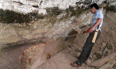 Lời đồn kỳ bí có vàng trong hang