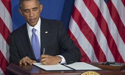 Tổng thống Obama bị từ chối thẻ tín dụng tại nhà hàng