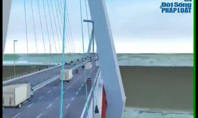 Cầu Nhật Tân lùi ngày thông xe đến tháng 1/2015