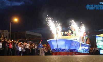 Phan Thiết: Tưng bừng lễ hội trung thu lớn nhất Việt Nam